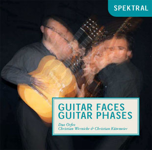 Guitar Faces Duo Orfeo